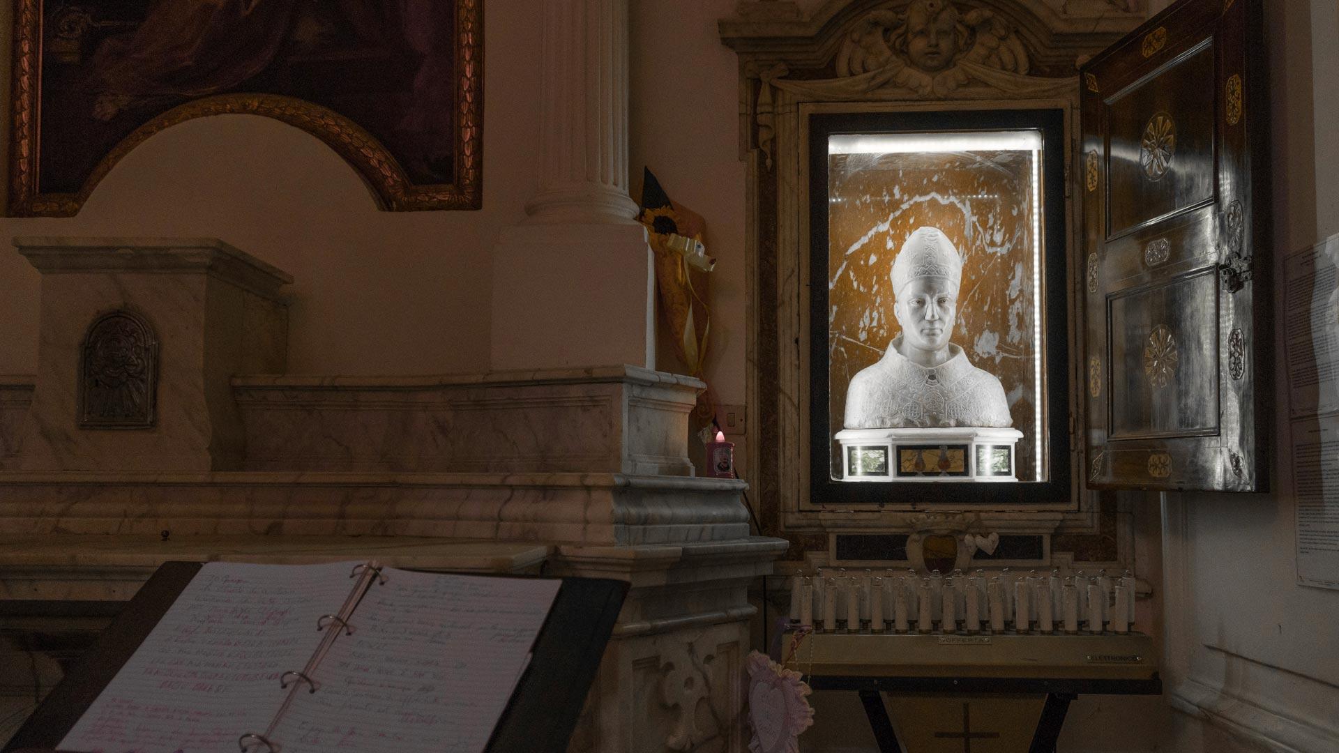 Santuario di San Gennaro alla Solfatara, luogo di miracoli