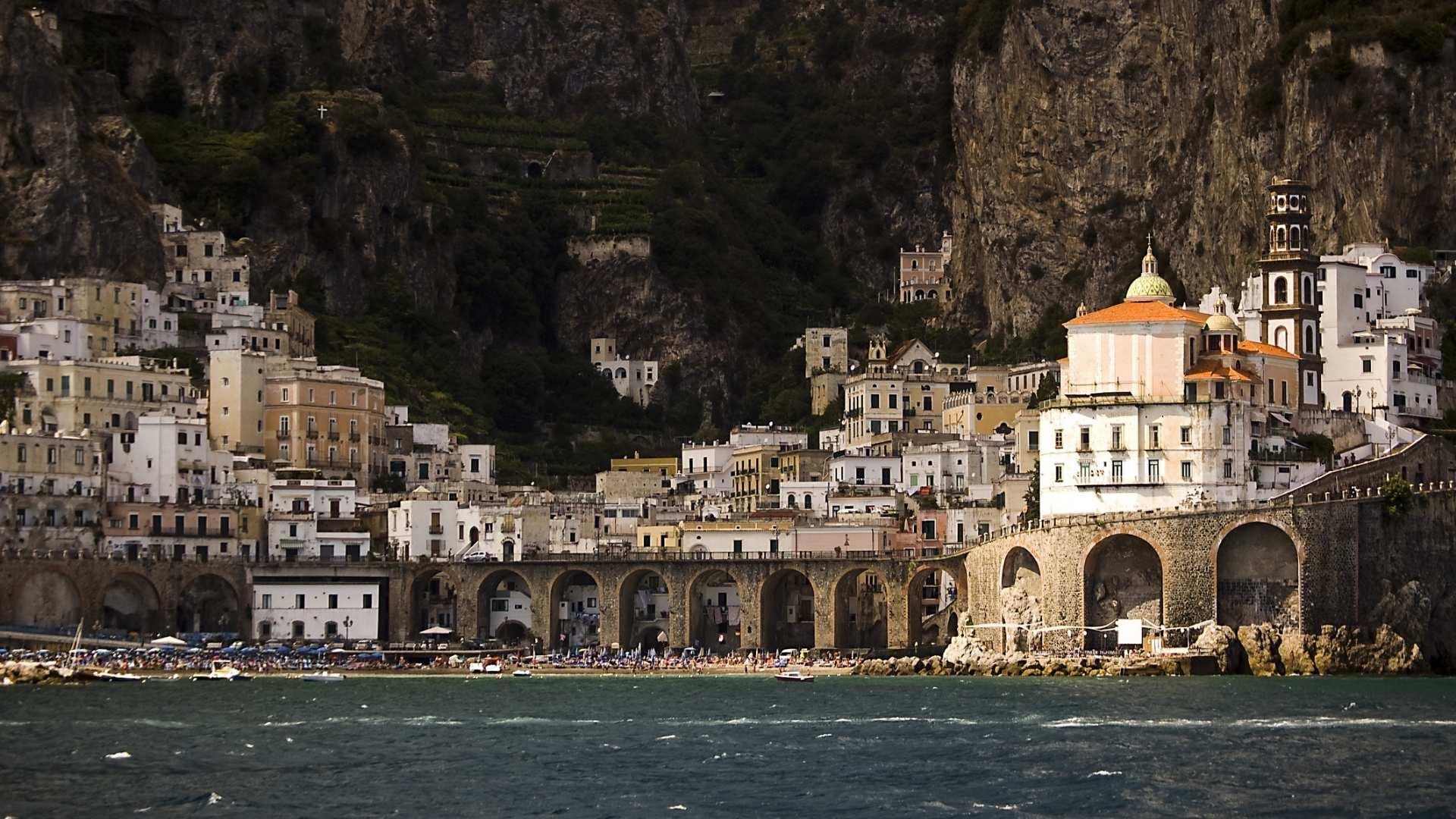 Atrani, il più piccolo borgo d'Italia