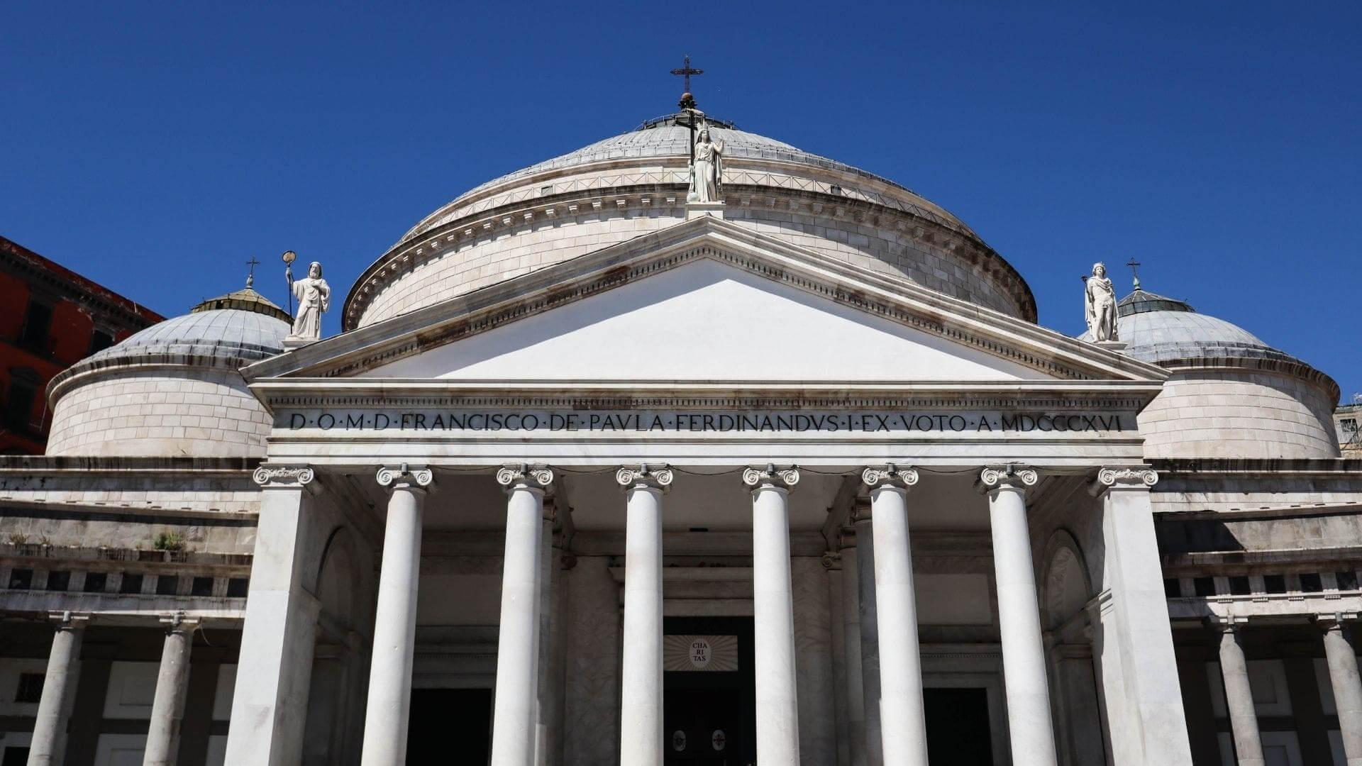 La Basilica di San Francesco di Paola