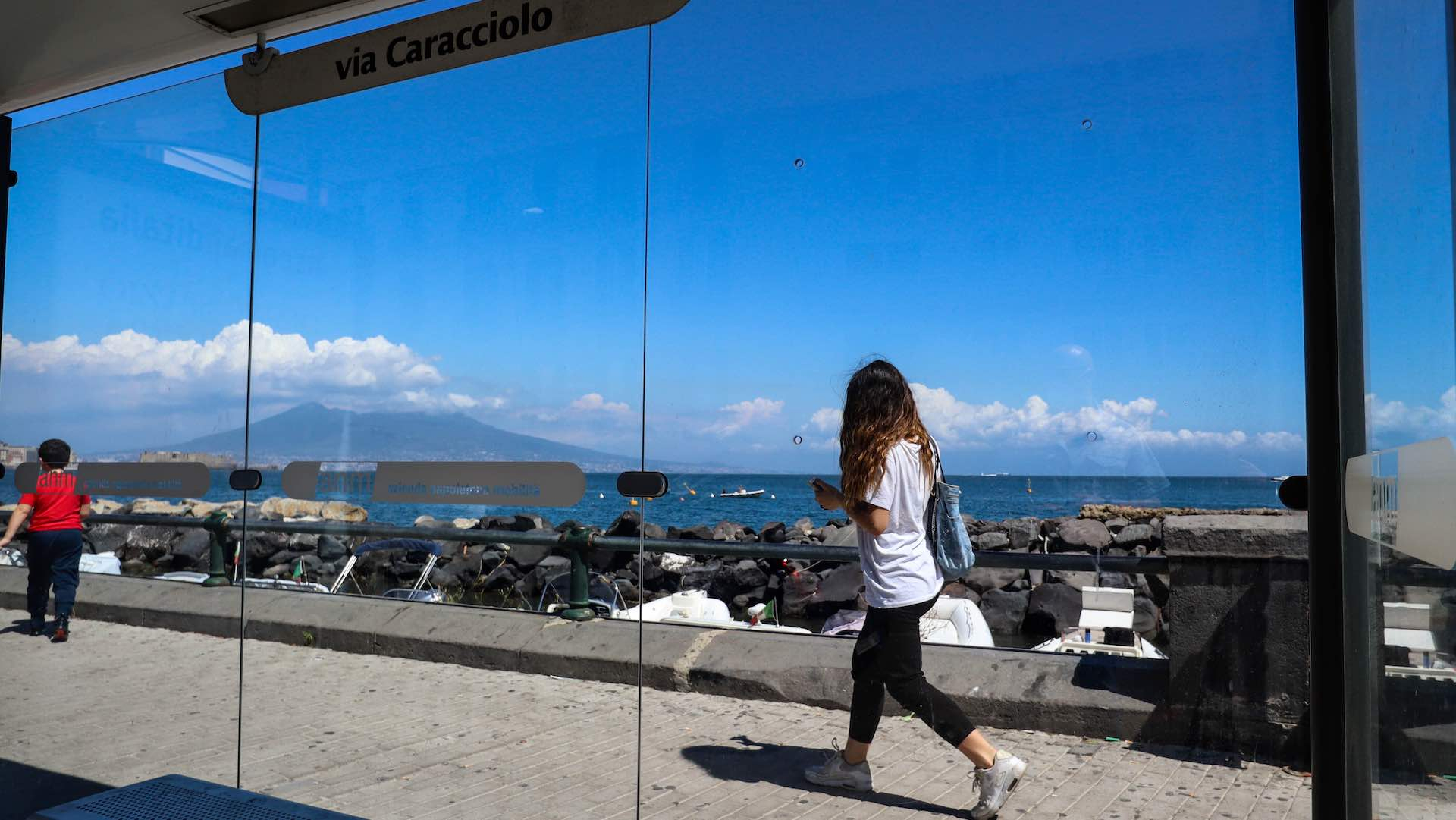 Lungomare Caracciolo: promenade napoletana