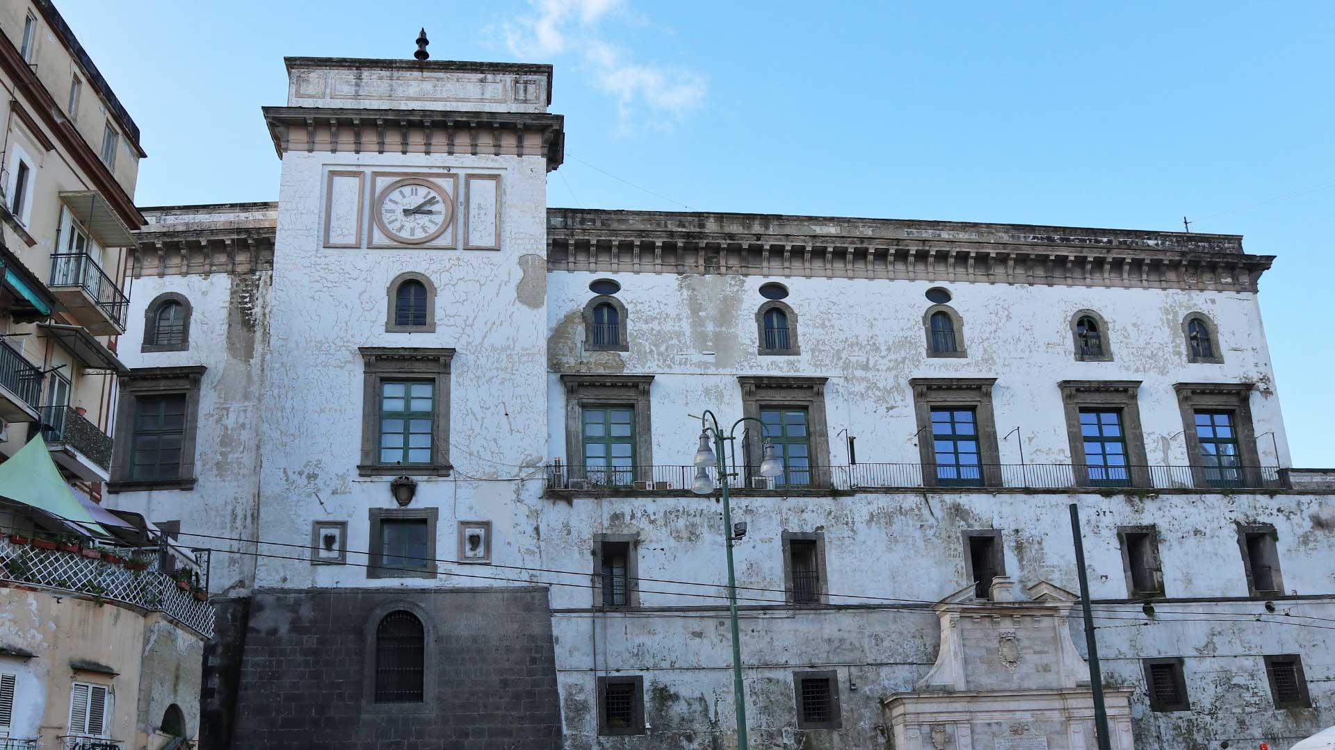 Castel Capuano, l'antico tribunale di Napoli
