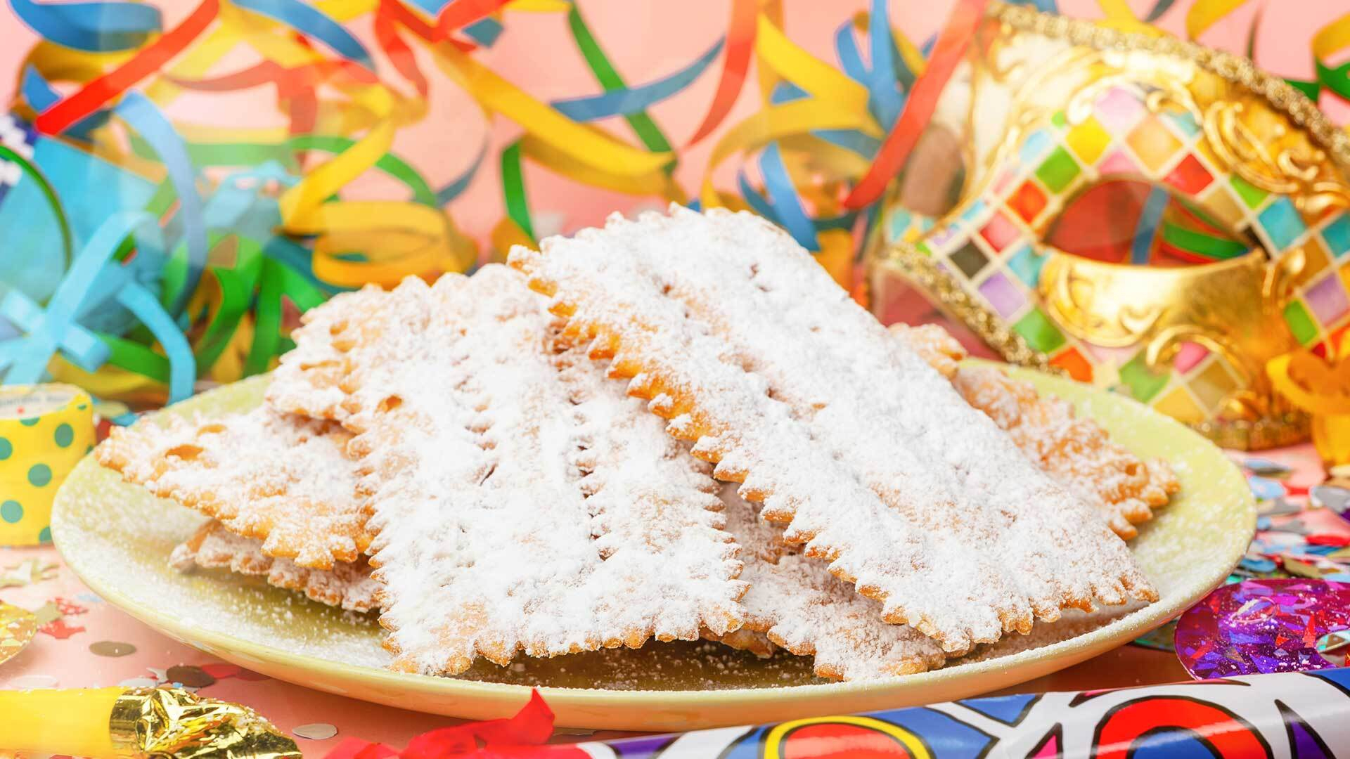 Il Carnevale: i dolci tipici della tradizione
