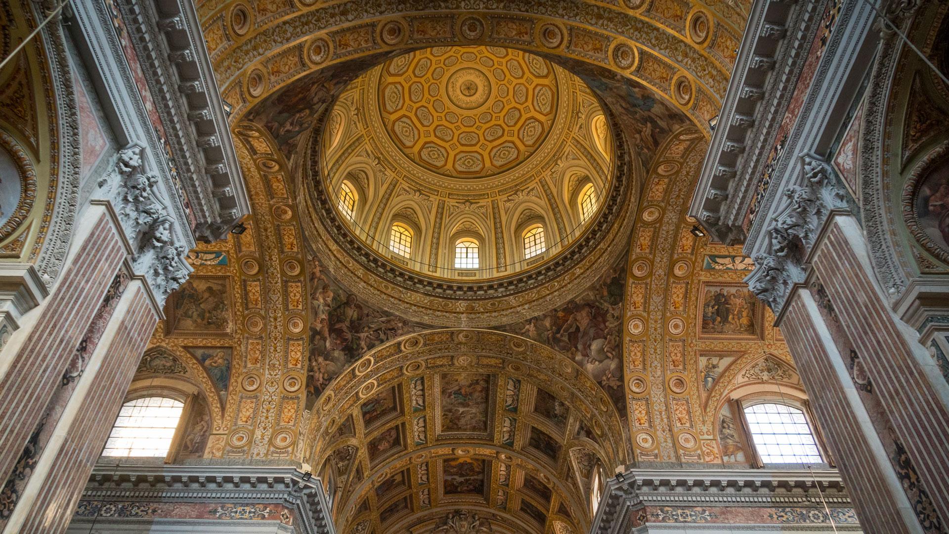 Chiesa del Gesù Nuovo, il mistero delle bugne
