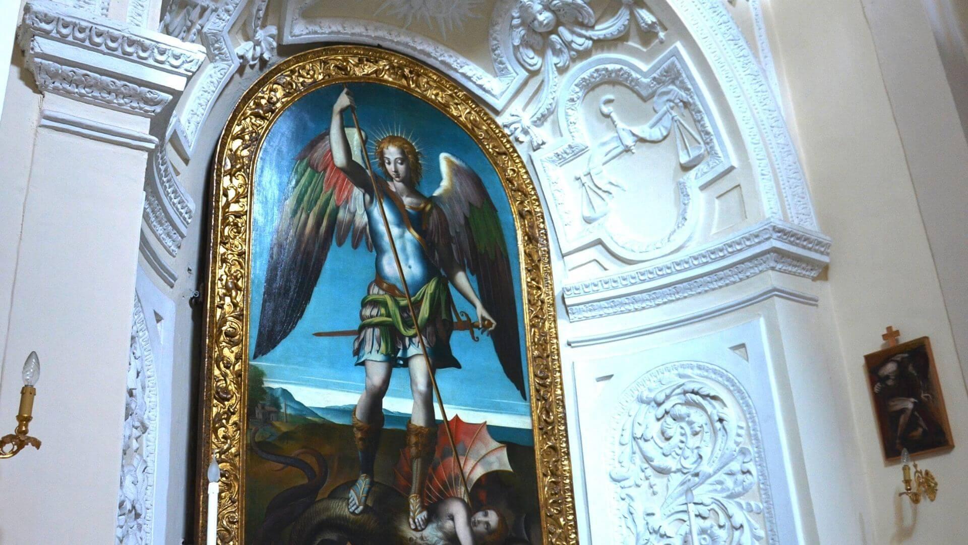 La Chiesa di Santa Maria del Parto