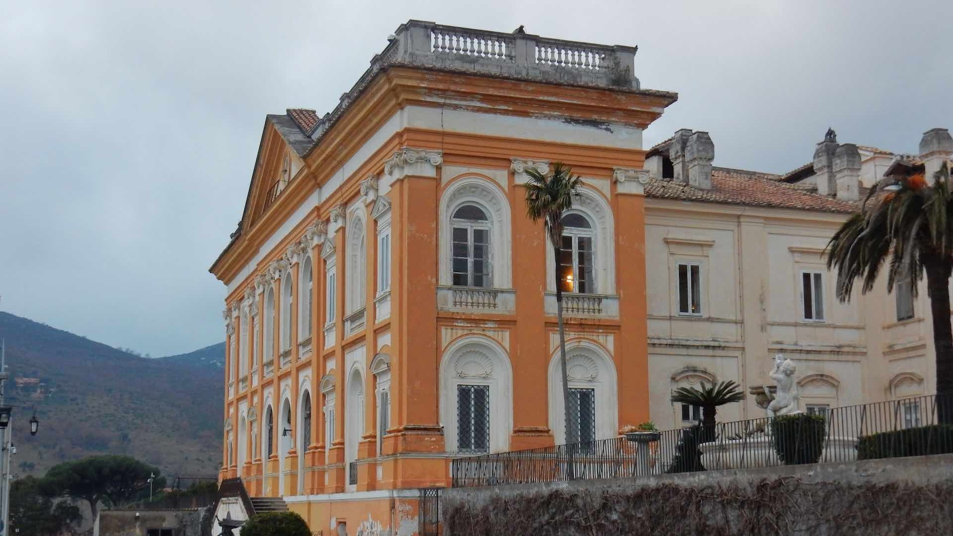 Complesso Monumentale del Belvedere di San Leucio