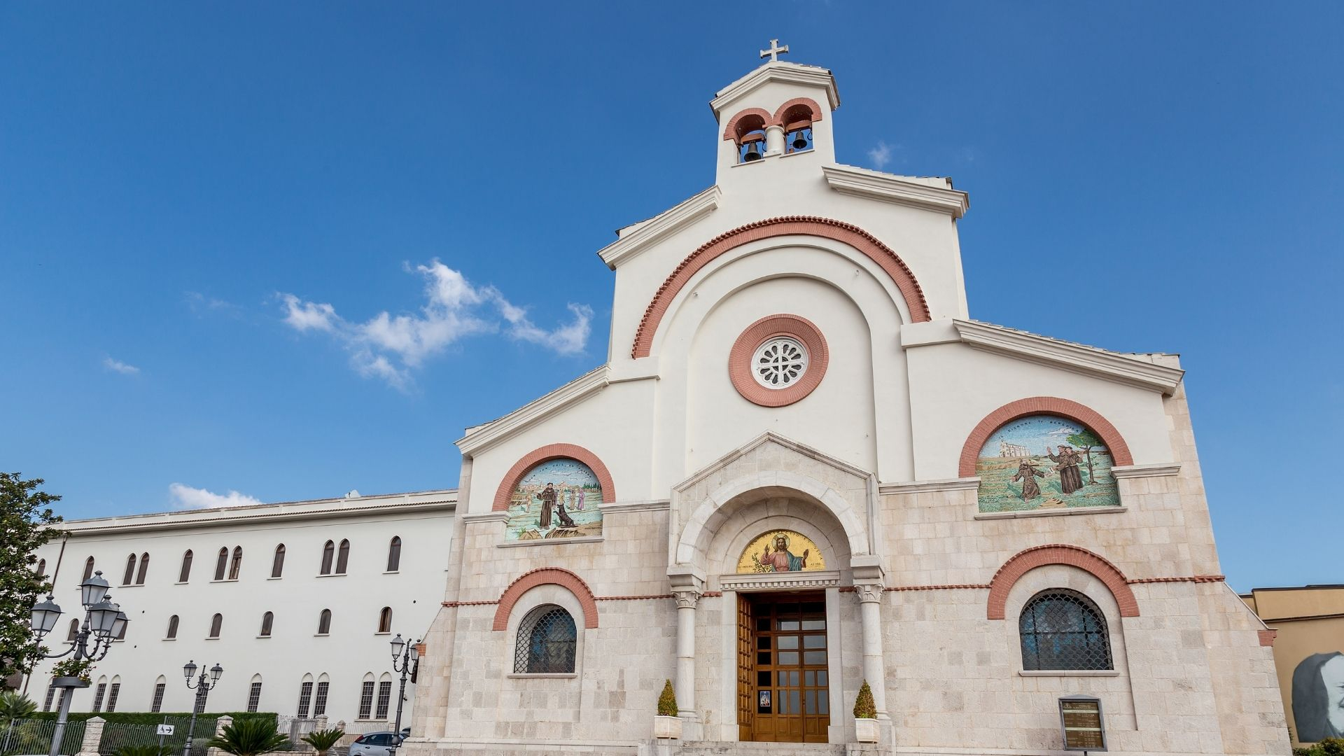 Il borgo di Pietrelcina