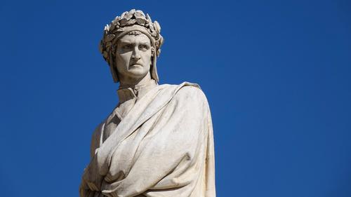 Dante Alighieri, il Sommo Poeta a Napoli