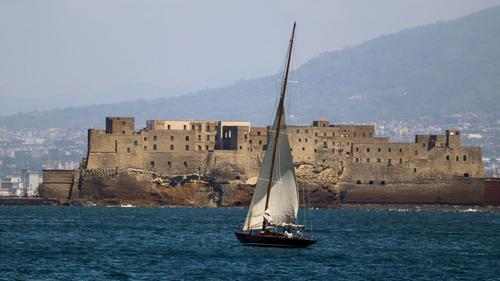 La fondazione di Cuma e Napoli