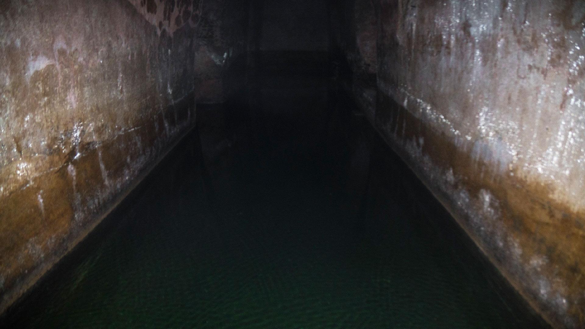 Miseno: la Grotta della Dragonara
