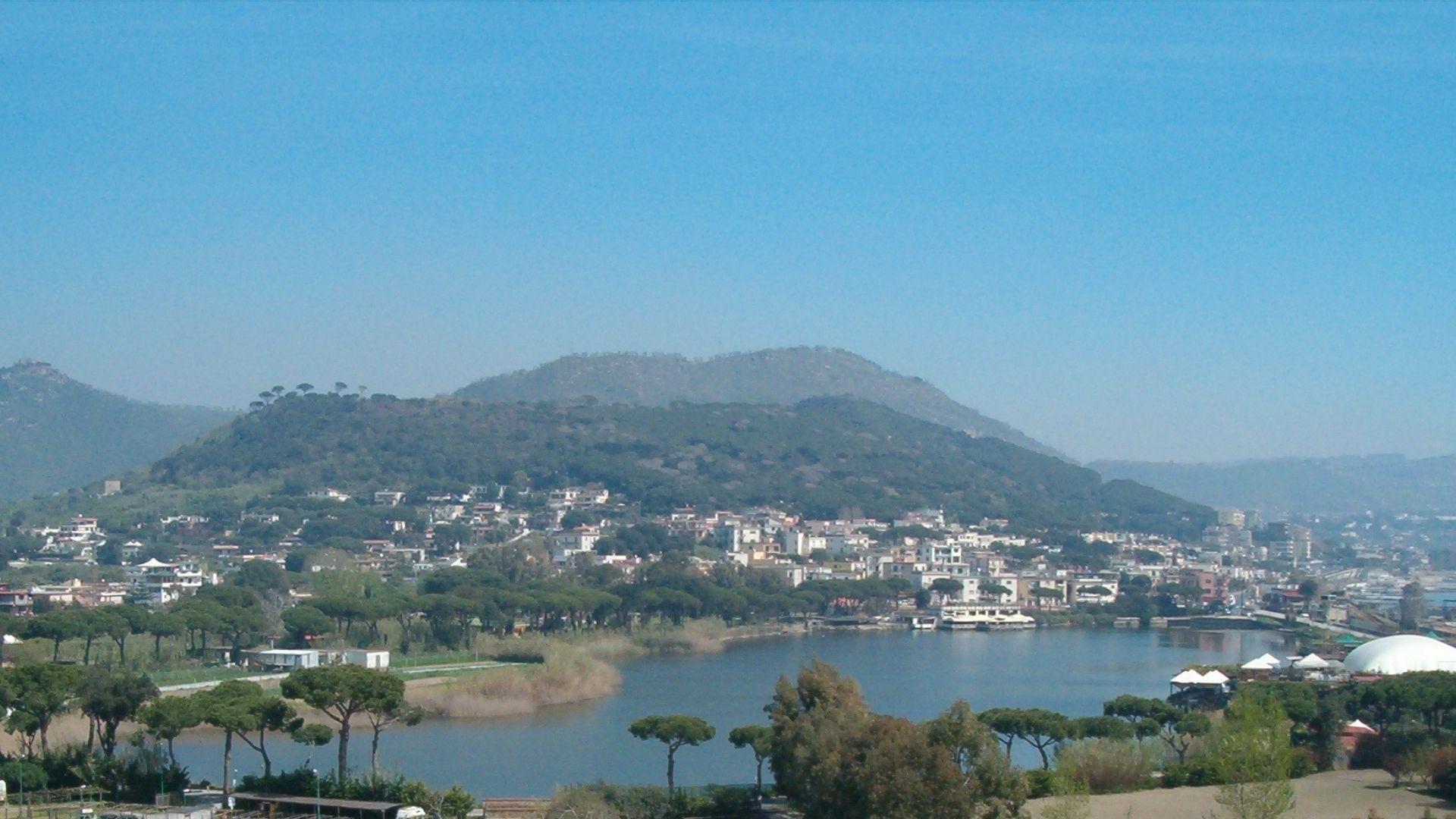Il Lago di Lucrino