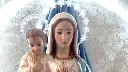La bella Processione della Madonna di Portosalvo