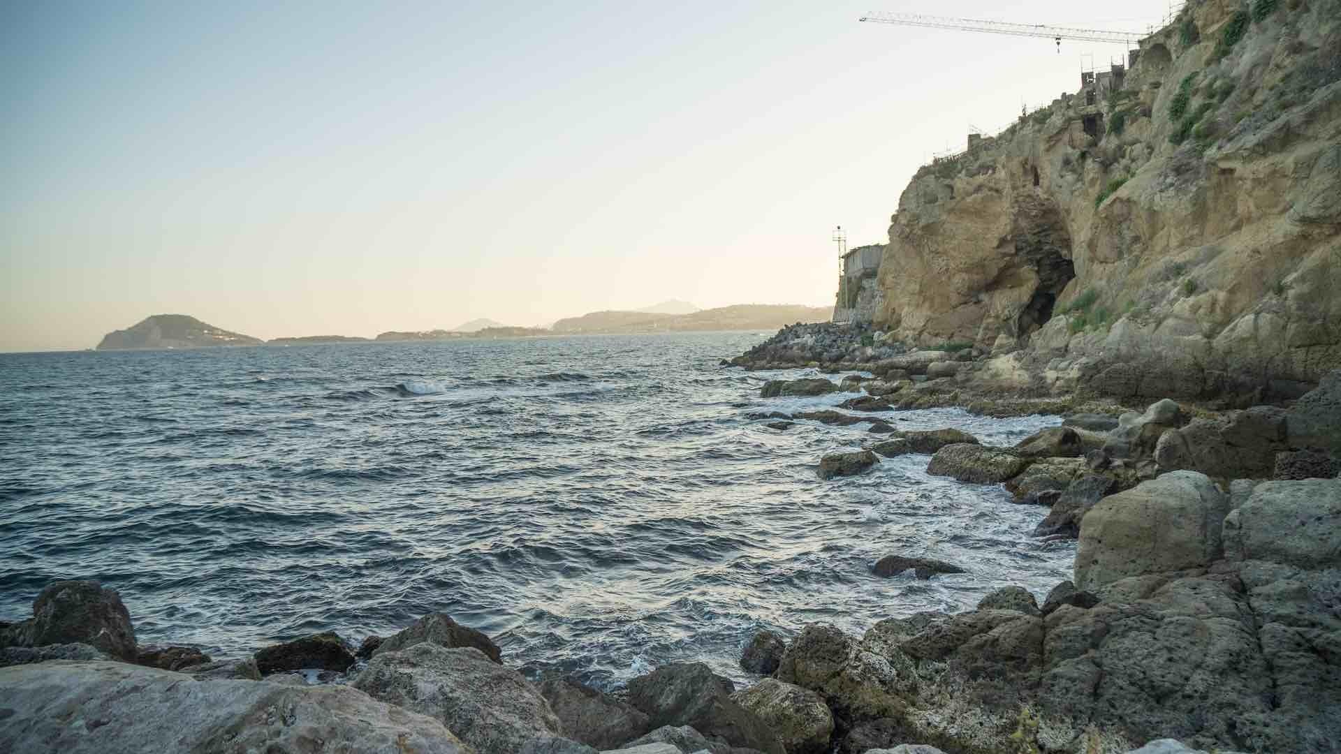 Lungomare di Pozzuoli: Yalta, Pertini, Via Napoli