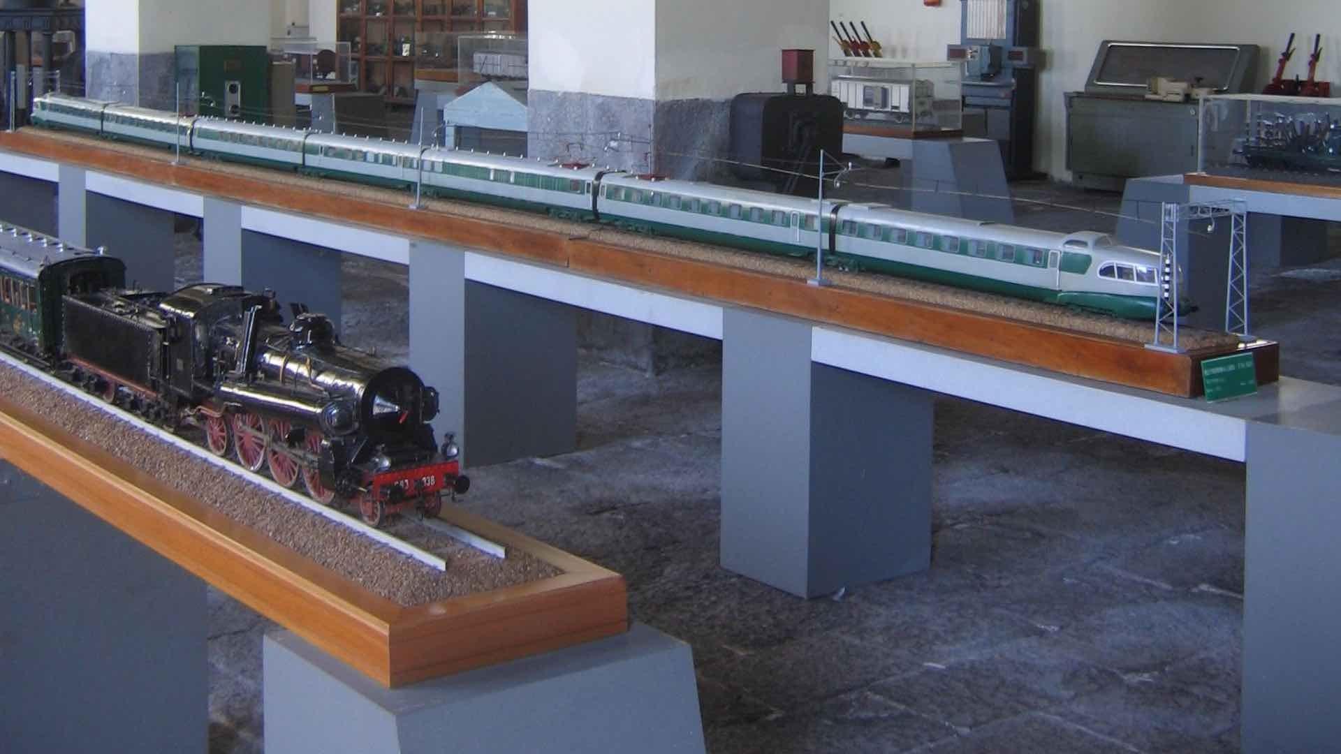 Museo Ferroviario Nazionale di Pietrarsa