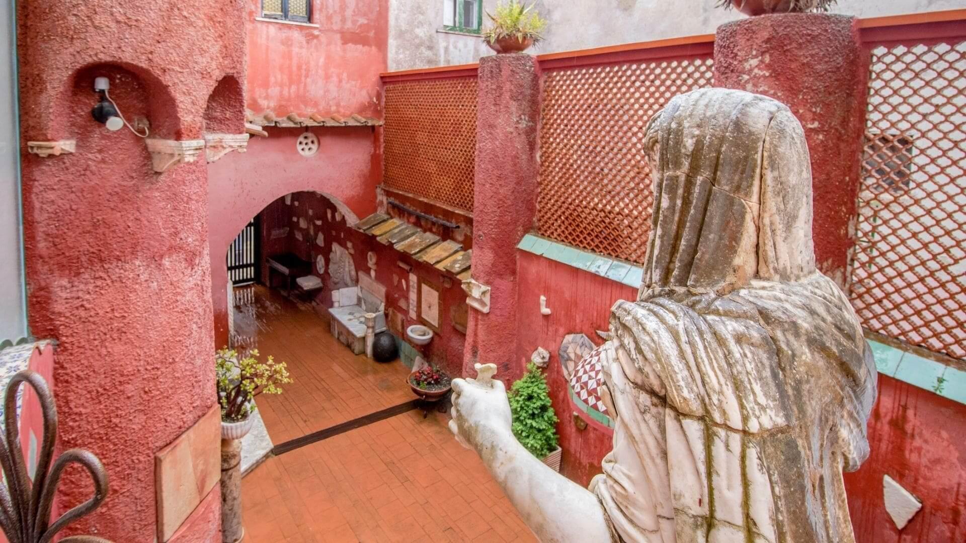 Il Museo Casa Rossa ad Anacapri
