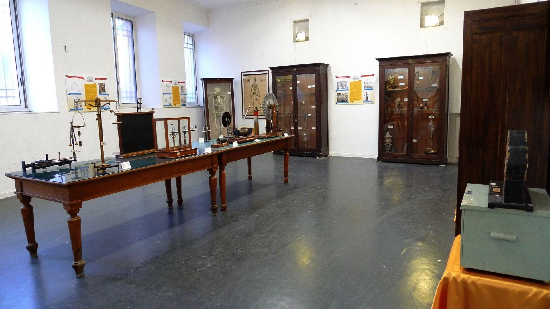 NeMuSS - Museo Scientifico Nevio