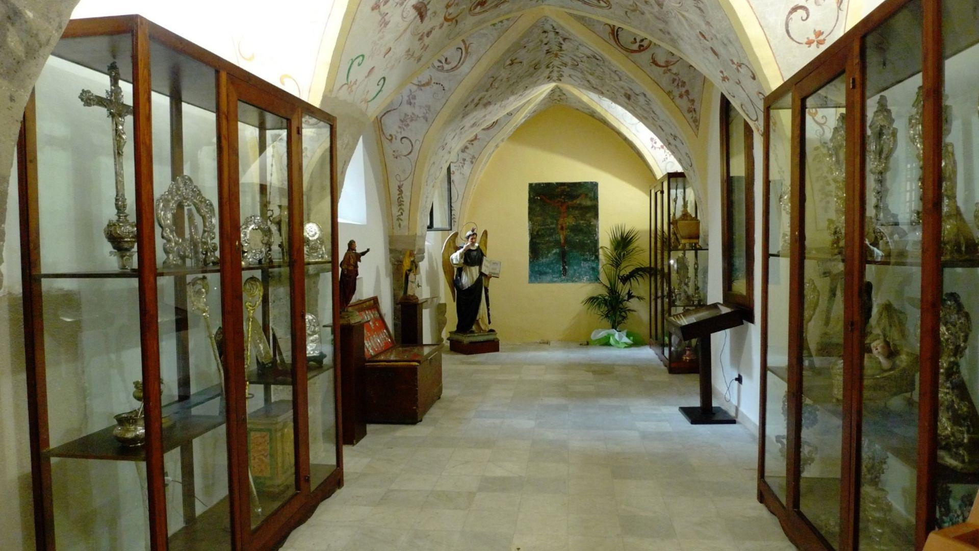 Il Duomo di Santa Maria Capua Vetere e il suo museo