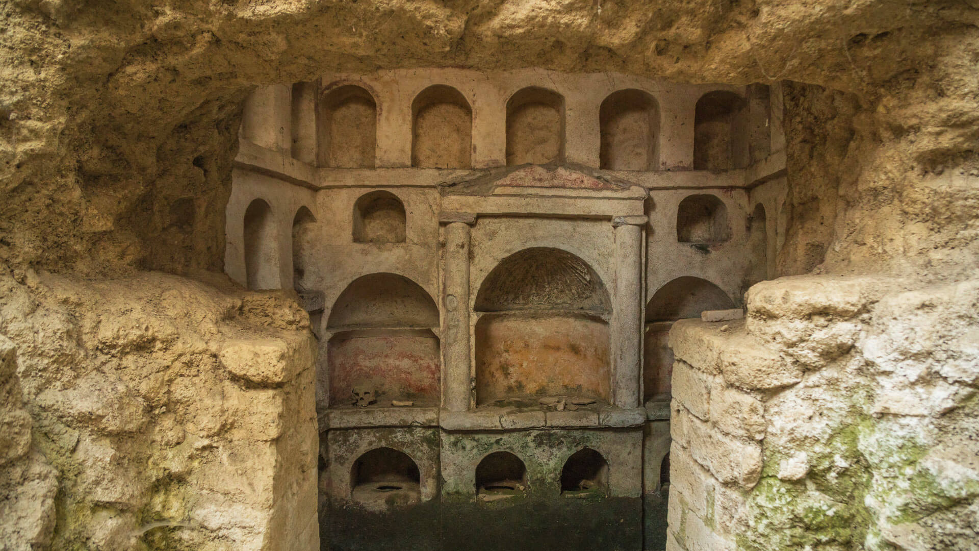 La Necropoli Romana di Cappella