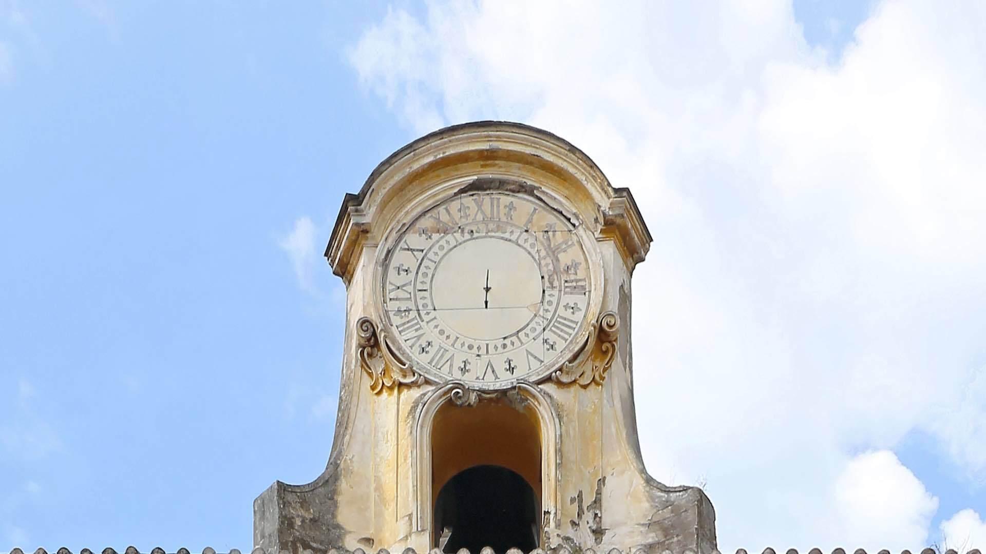 La Reggia di Portici: residenza estiva dei Borbone