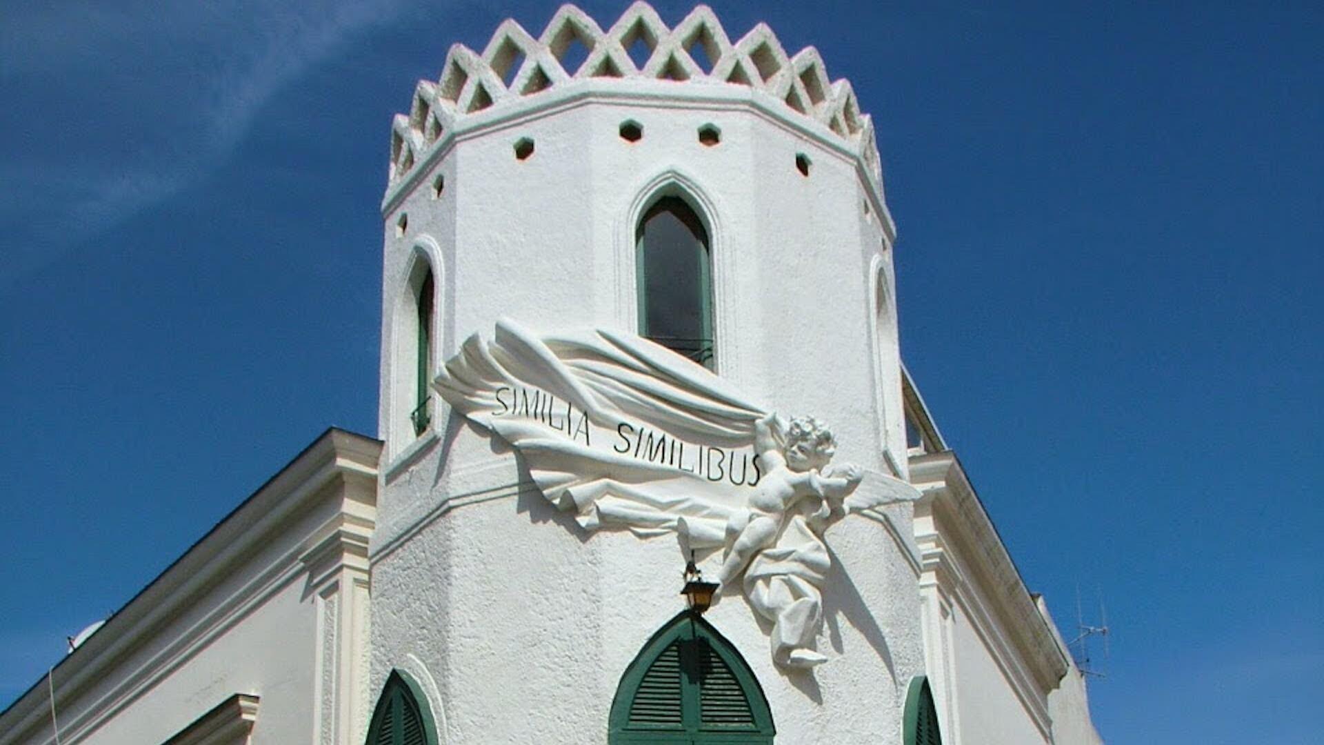 Palazzo Cigliano: simbolo di Forio