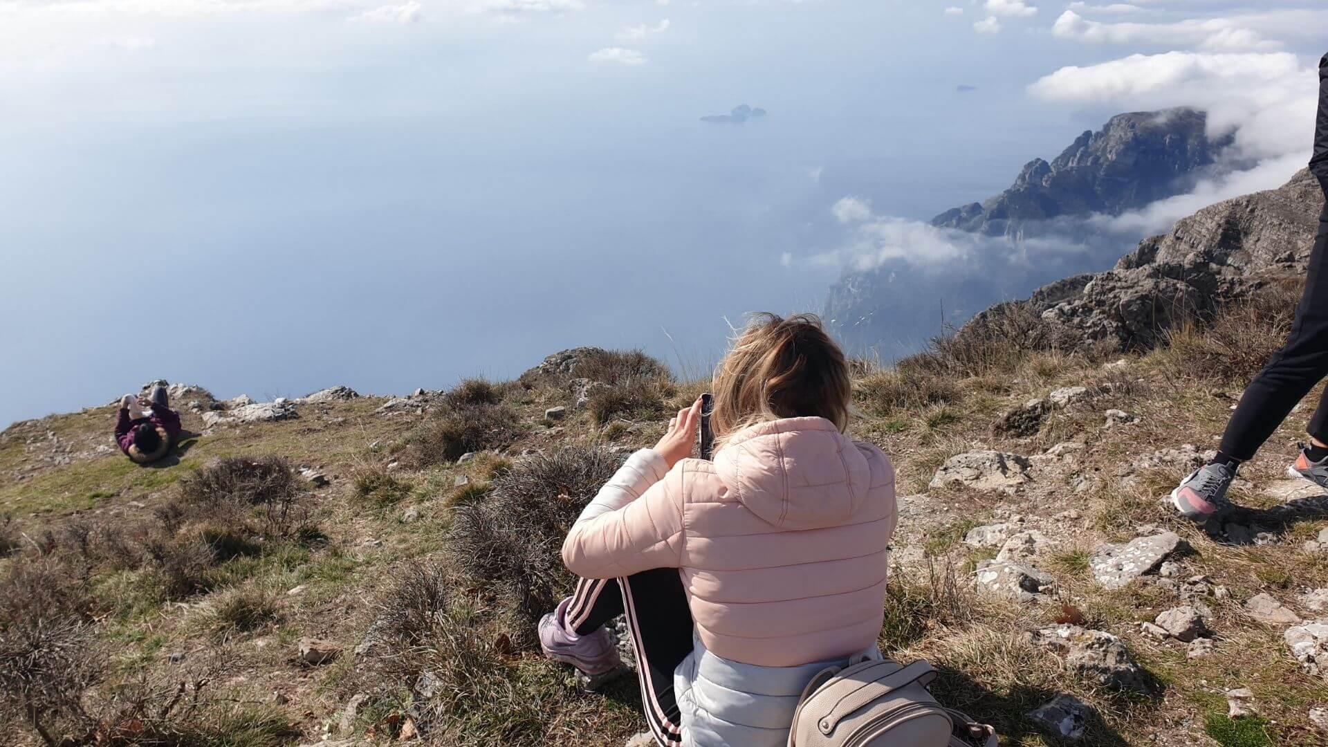 """Escursione sul """"Molare"""", la vetta più alta dei Monti Lattari"""