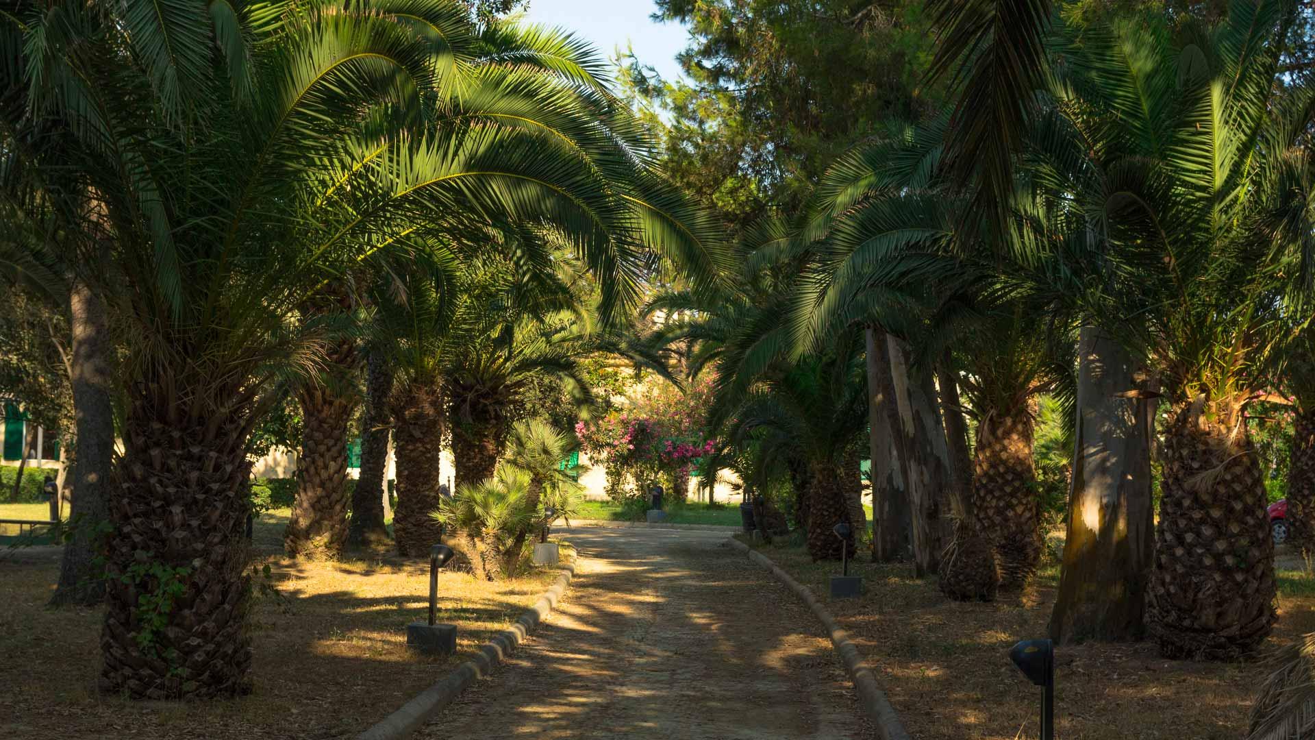 Parco Vanvitelliano del Fusaro