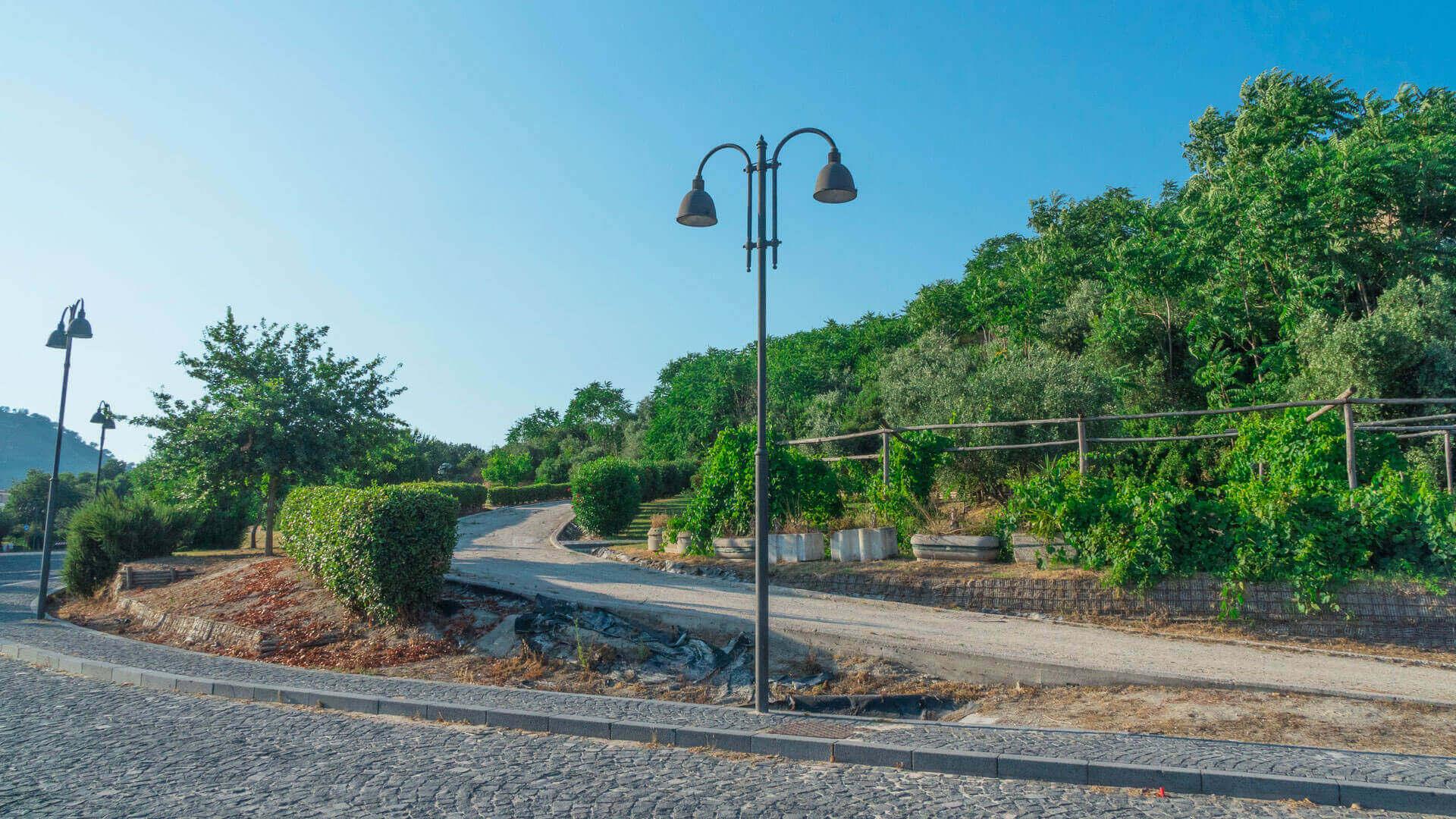 Parco Urbano di via Vecchia delle Vigne