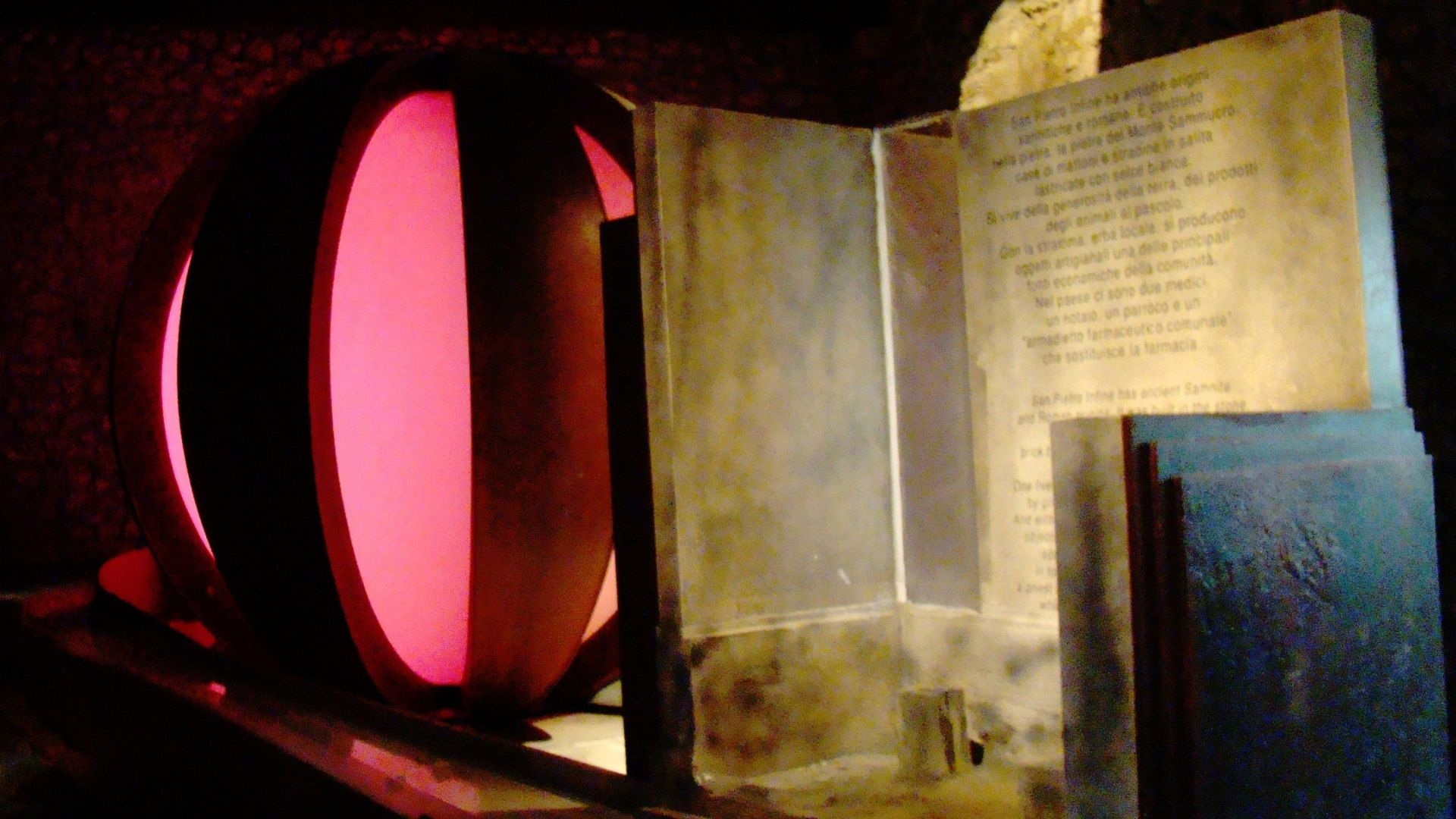 Il Parco della Memoria Storica di San Pietro Infine