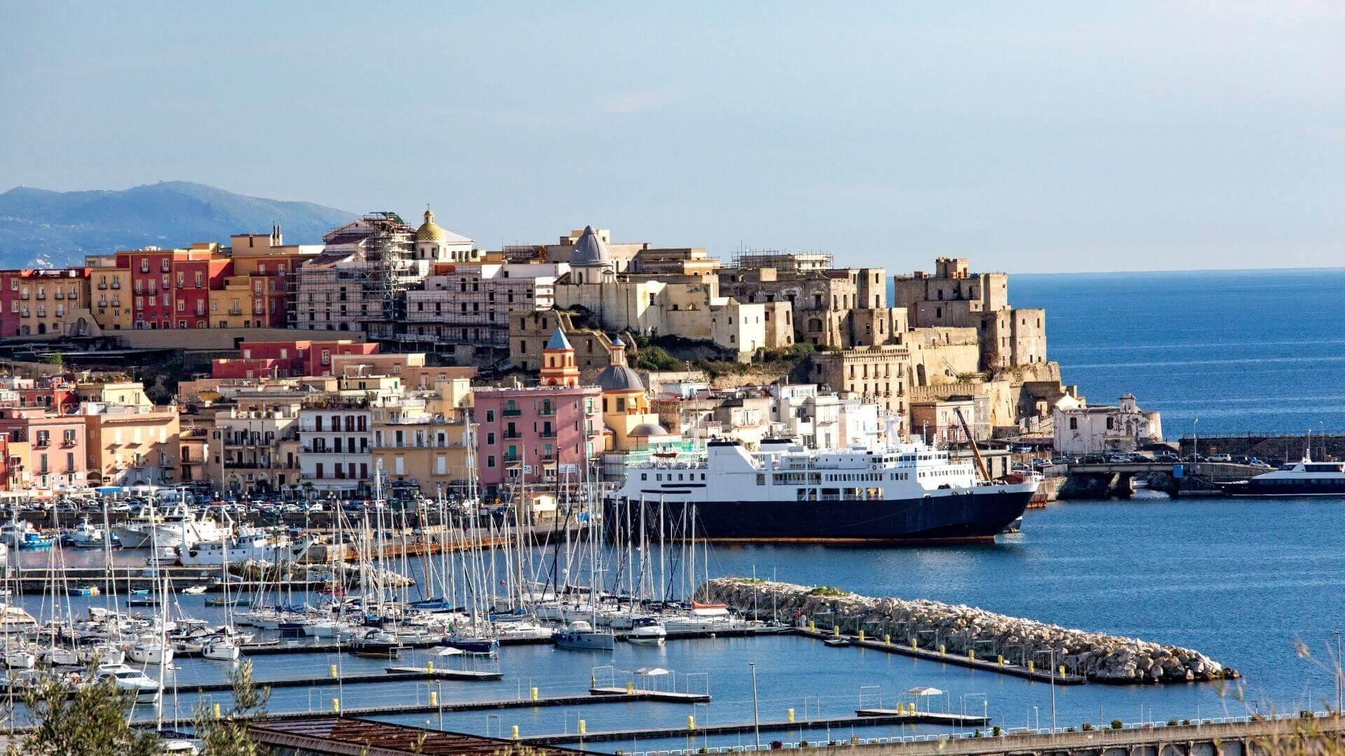 L'antico porto di Pozzuoli