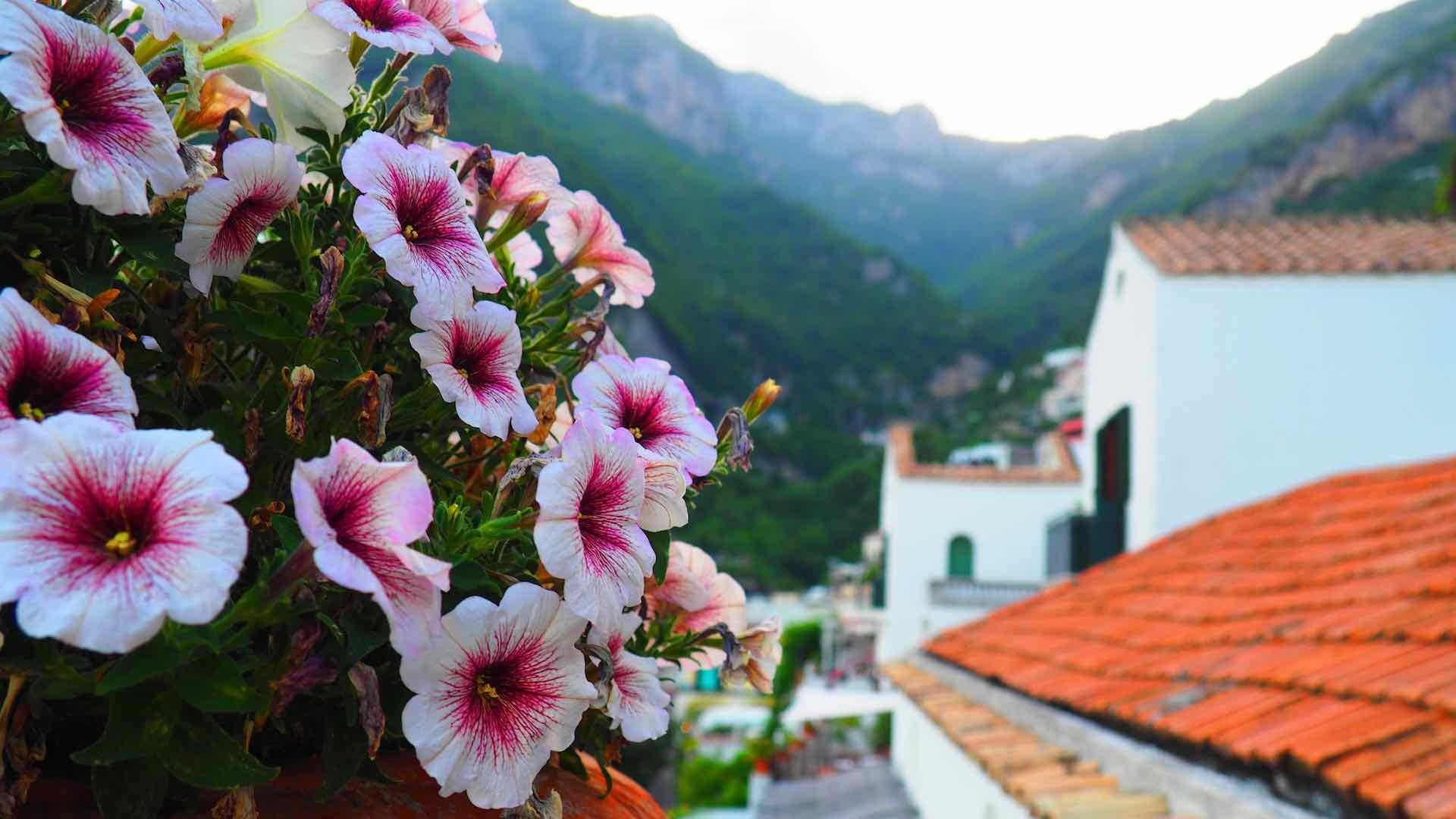 Positano, antico borgo della Costiera Amalfitana