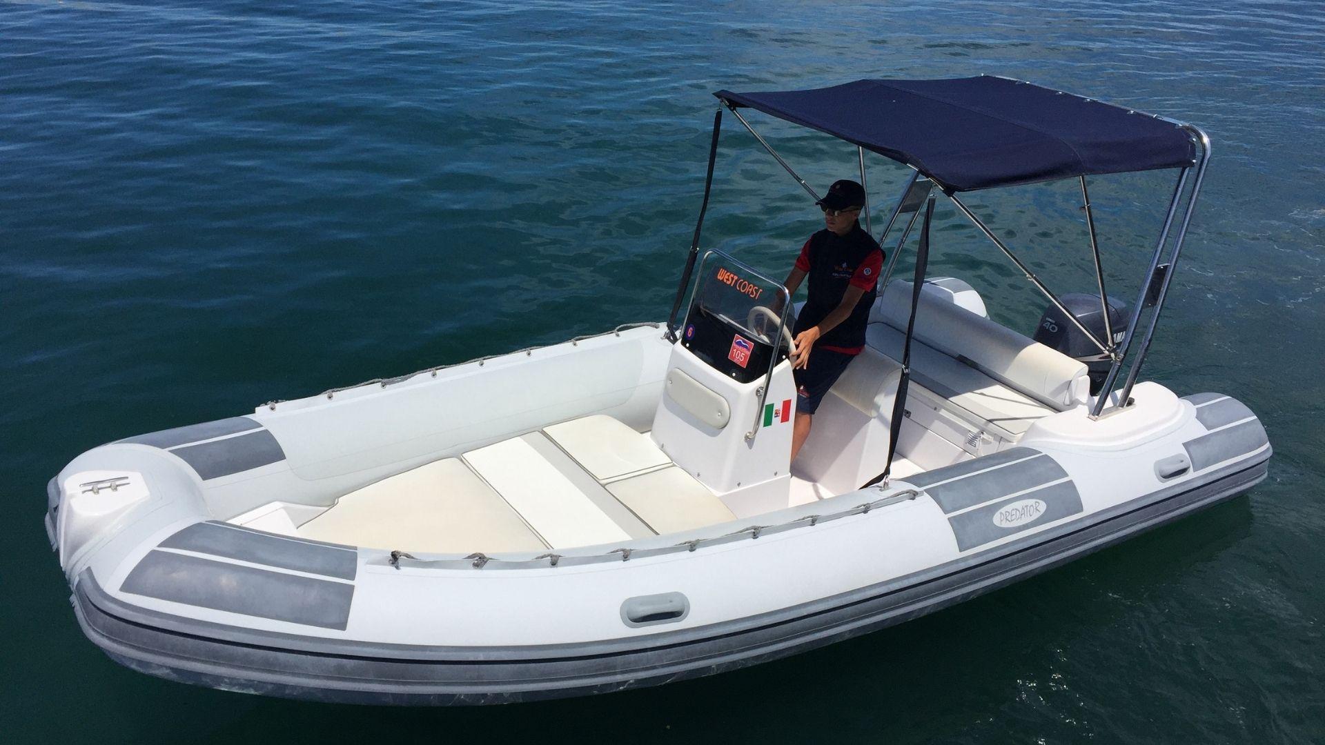 In barca alla scoperta dell'isola d'Ischia