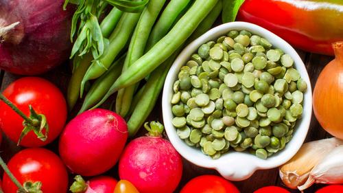 I Campi Flegrei: tra fave, pomodorini, piselli e cicerchie
