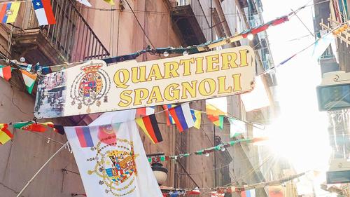 Napoli e il miracolo della vita