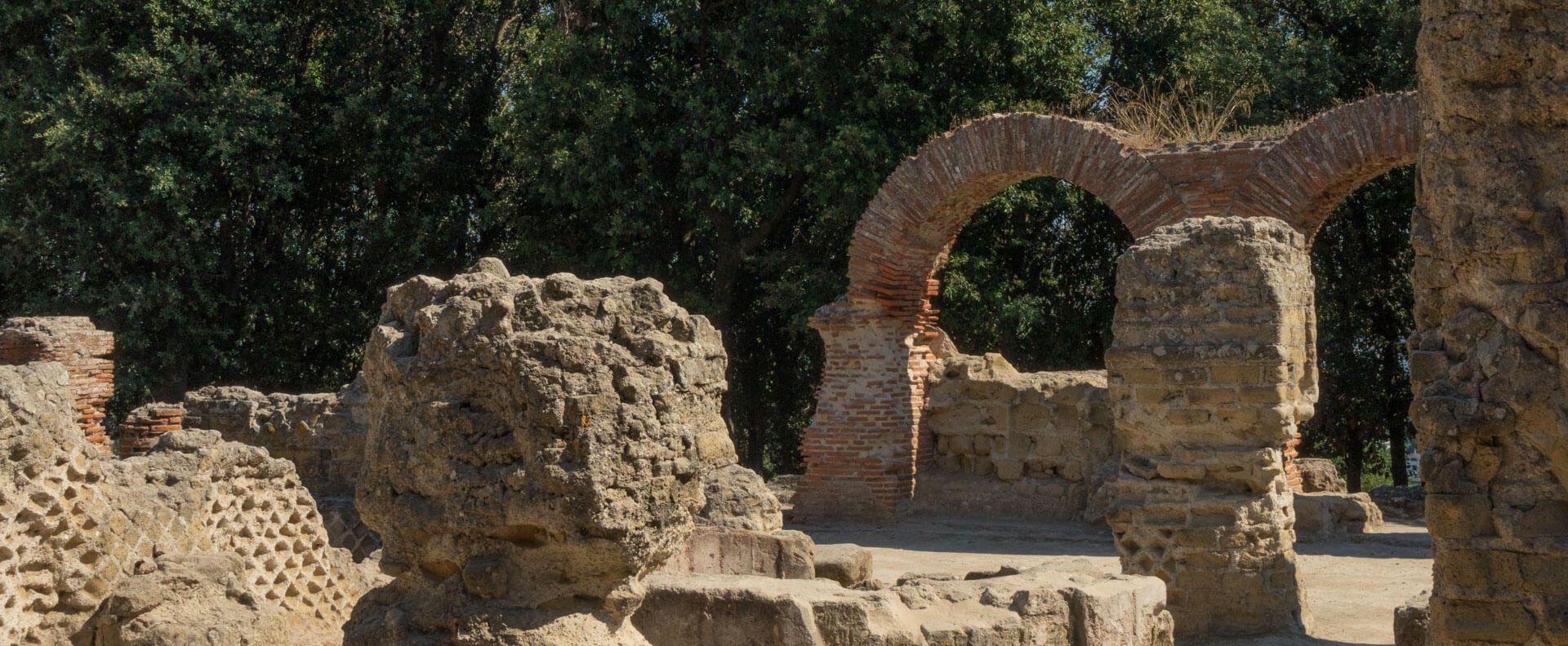 Scavi archeologici di Cuma