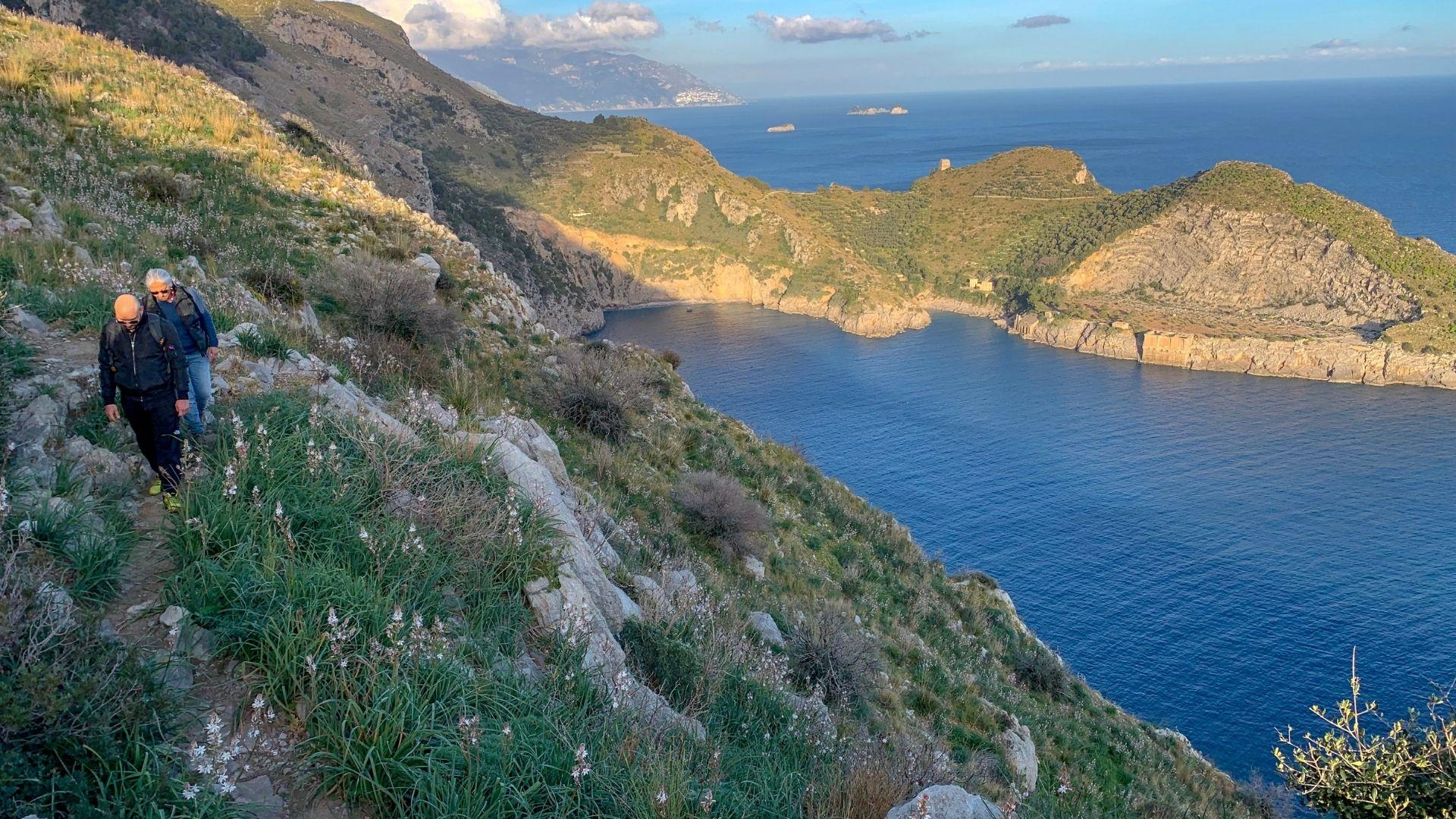 Il Sentiero di Punta Campanella
