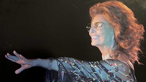 La magia di Sophia Loren raccontata da Paolo Lubrano