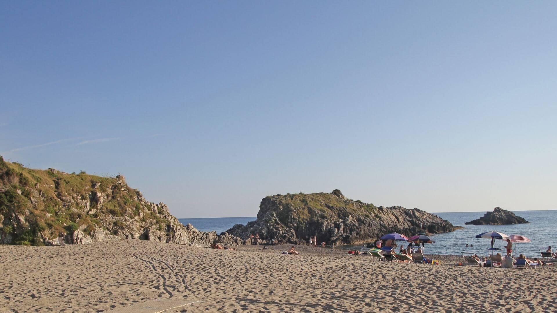 La Spiaggia di Punta del Telegrafo