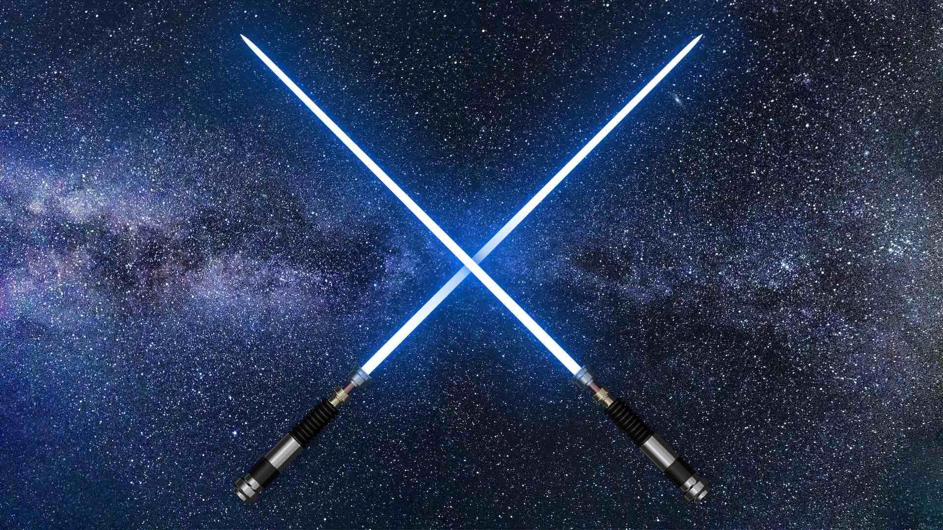 Spade laser di Star Wars