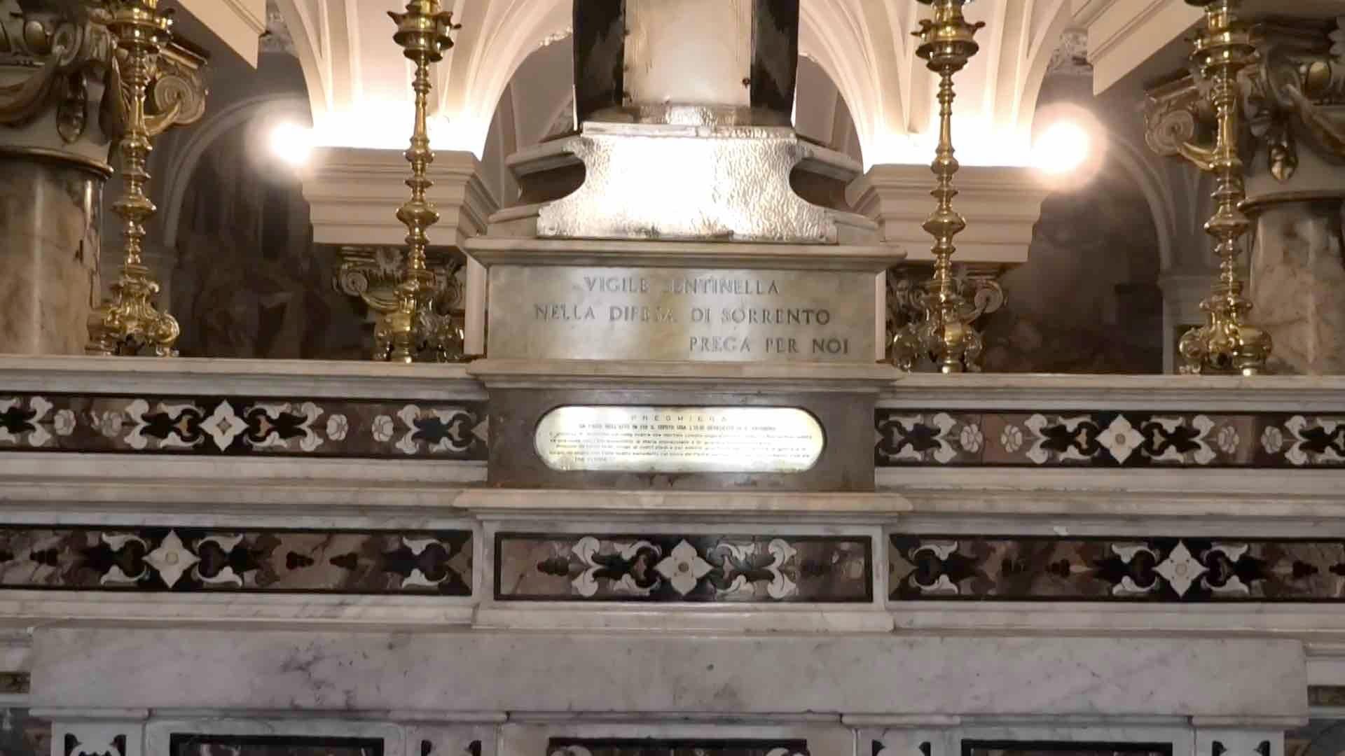 Basilica di Sant'Antonino e la storia del Patrono di Sorrento