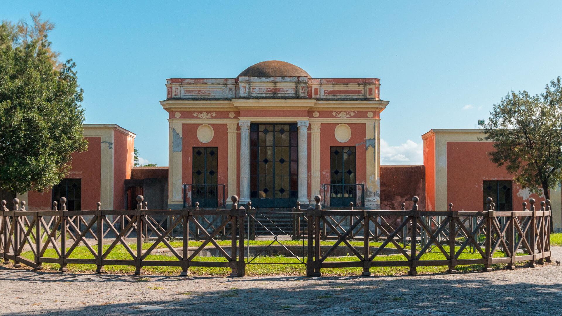 Villa Favorita ad Ercolano