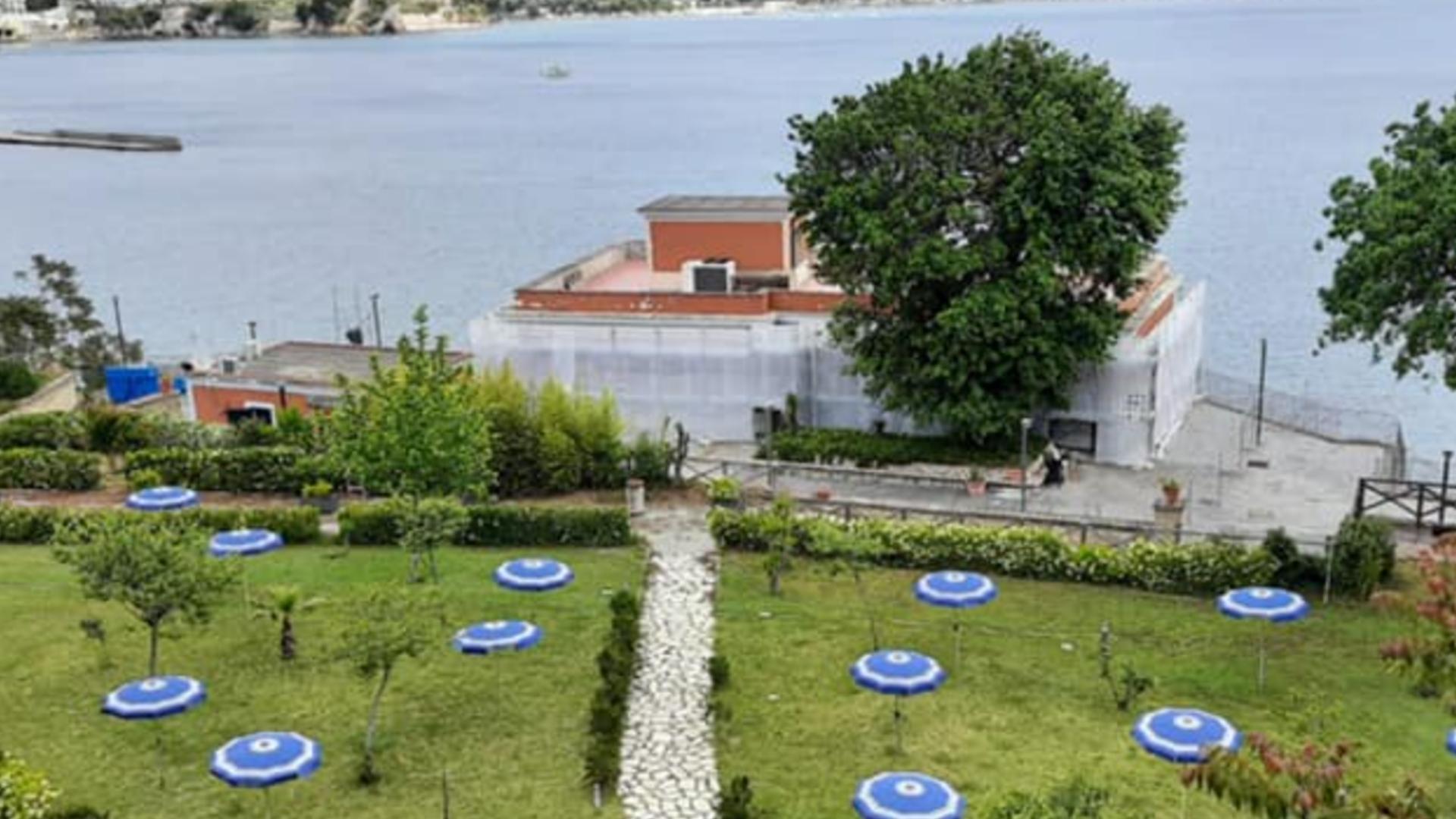 L'incantevole Villa Ferretti