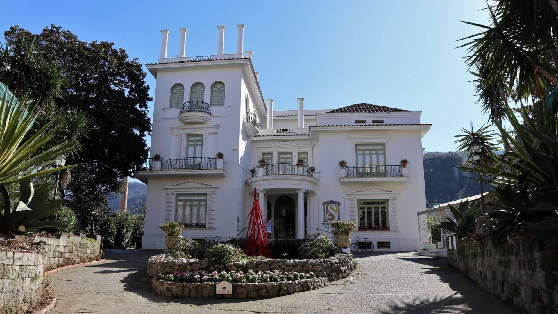 Villa Fiorentino e il MAM